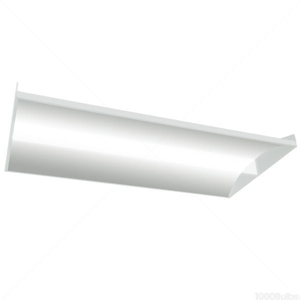Recessed LED Troffer Fixtures