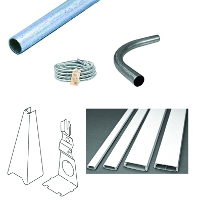 Conduit, Wireways & Wiremold