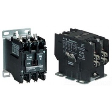 Definite Purpose Contactors 2 - Pole
